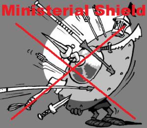 MinisterialShield